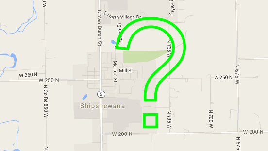 The location of the 2016 Kite Komotion kite festival in Shipshewana, Indiana had not been determined, as of Jan. 26, 2016